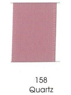 """Ribbon 1.5"""" Single Face Satin 158 Quartz"""