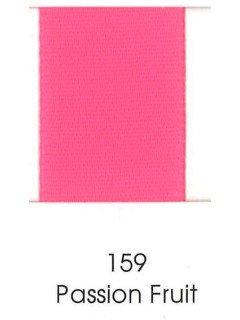 """Ribbon 1.5"""" Single Face Satin 159 Passion Fruit"""
