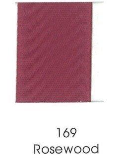 "Ribbon 1.5"" Single Face Satin 169 Rosewood"