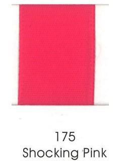 """Ribbon 1.5"""" Single Face Satin 175 Shocking Pink"""