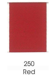 "Ribbon 1.5"" Single Face Satin 150 Red"