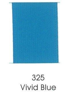 """Ribbon 2"""" Single Face Satin 325 Vivid Blue"""