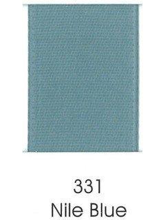 """Ribbon 1.5"""" Single Face Satin 331 Nile Blue"""