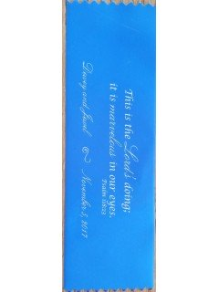 """2"""" Special Occasion Printed Satin Ribbons"""