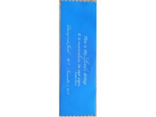 Special Occasion Printed Satin Ribbons