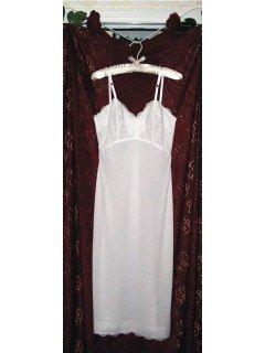 Princess Line Satin Bridal Slip Style #006