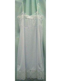 A-line Maternity Stretch Lace Slip Style #012 Maternity Slip
