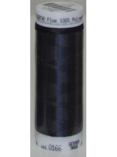 Thread 166 Dark Charcoal
