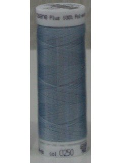 Thread 250 Pale Dusk Blue