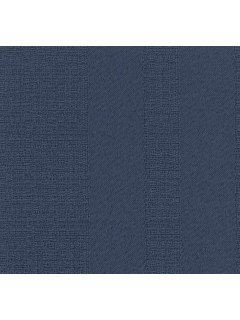 Mystic Satin Stripe Tablecloth-Navy